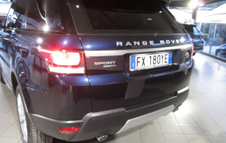 RANGE ROVER SPORT HSE LIMITED